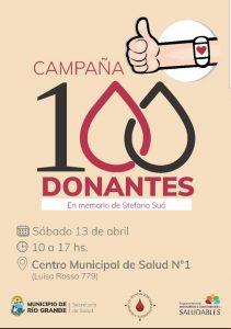 100-DONANTERS