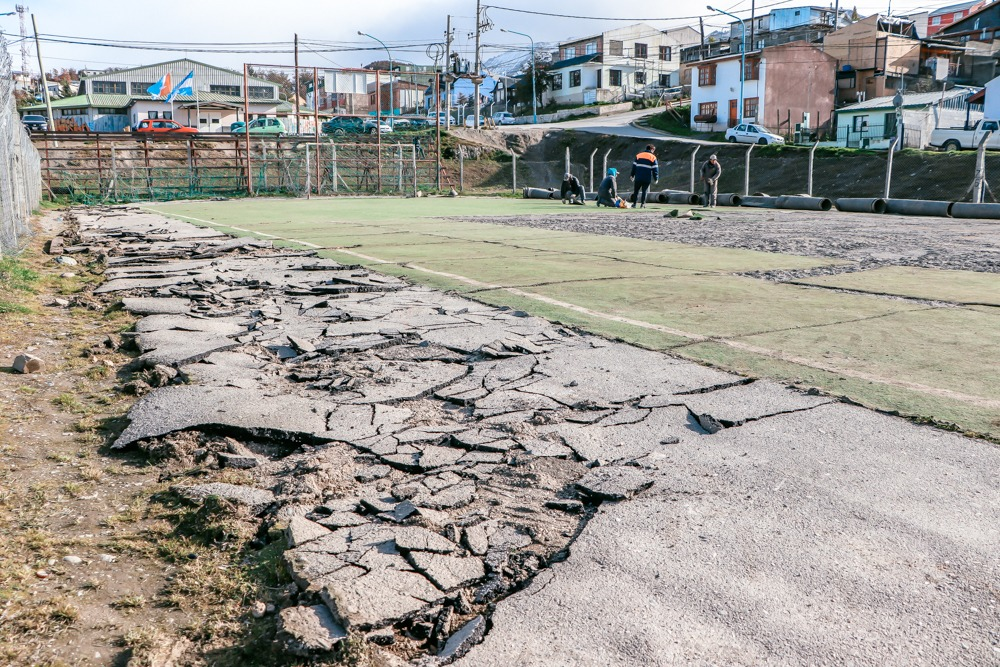 playon deportivo en La Cantera