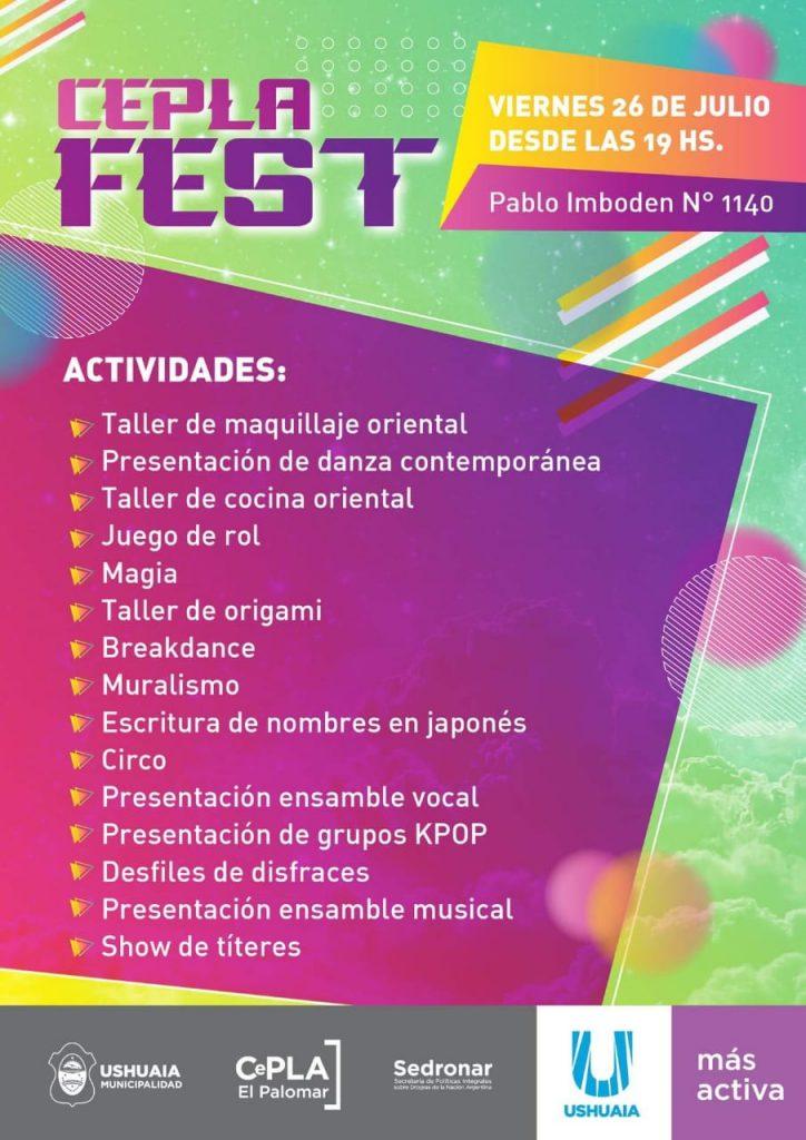 CePLA-Fest