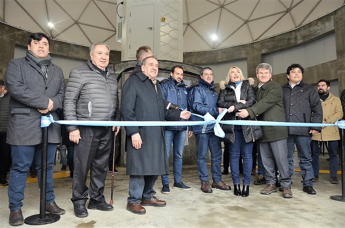 Photo of Autoridades de la UTN participaron de la inauguración de la estación terrena satelital