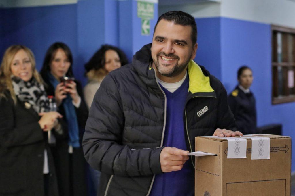 Walter Vuoto eleccion PASO