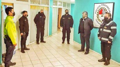 Photo of POLICIAS AGREDIDOS EN RÍO GRANDE, FUERON RECONOCIDOS POR EL GOBIERNO DE LA PROVINCIA