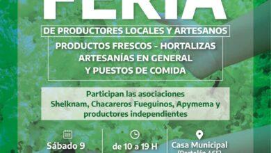Photo of SE VIENE UNA NUEVA FERIA DE PRODUCTORES LOCALES Y ARTESANOS