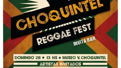 "Photo of SE PALPITA EL ""CHOQUINTEL REGGAE FEST"""