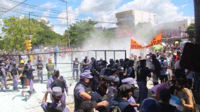 Photo of FERNÁNDEZ, SOBRE FORMOSA: «NOS PREOCUPA LA VIOLENCIA INSTITUCIONAL»