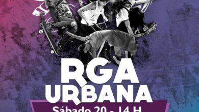 """Photo of RÍO GRANDE  EL SÁBADO LLEGA """"RGA URBANA"""" AL SKATEPARK DE LA CIUDAD"""