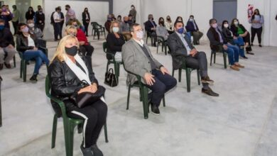 Photo of INAUGURARON EL CENTRO CULTURAL ACTUAR DEL BARRIO BAHÍA GOLONDRINA