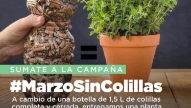 """Photo of USHUAIA, CAMPAÑA AMBIENTAL """"MARZO SIN COLILLAS"""""""