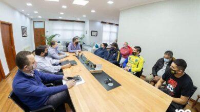 Photo of ADJUDICACIÓN DE PREDIO AL CLUB REAL MADRID: «ESTO ES UN SUEÑO CUMPLIDO»