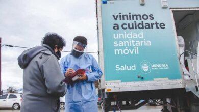 Photo of USHUAIA: SALUD MUNICIPAL REALIZARÁ ESTE JUEVES UN NUEVO HISOPADO INTENSIVO EN EL RÍO PIPO