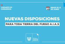 Photo of NUEVAS DISPOSICIONES VIGENTES EN TODA LA PROVINCIA