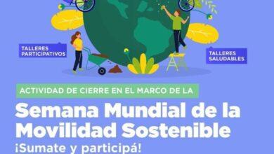 Photo of LA MUNICIPALIDAD DE USHUAIA  INVITA A PARTICIPAR DE UNA JORNADA POR LA MOVILIDAD SOSTENIBLE EN EL PASEO DE LAS ROSAS