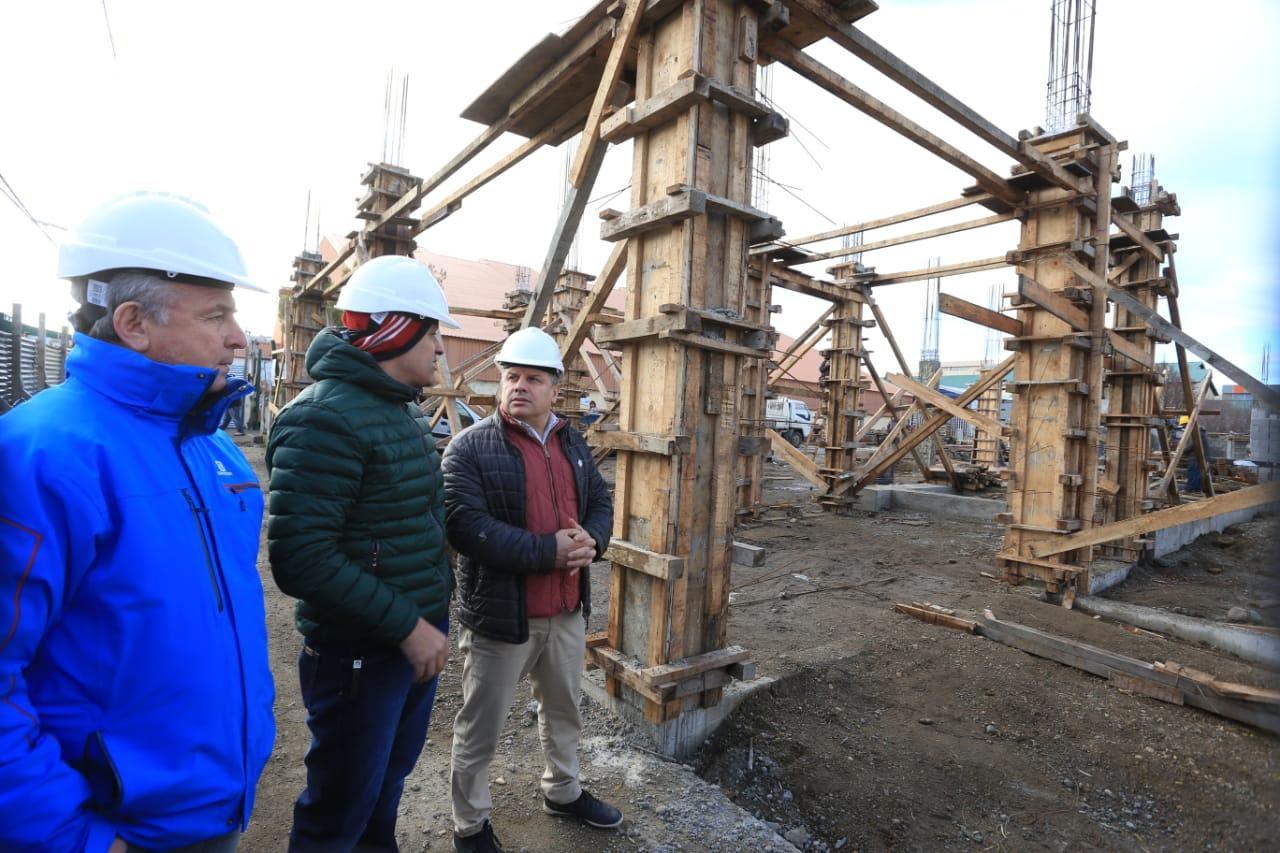Photo of AVANZA LA CONSTRUCCIÓN DEL NUEVO GIMNASIO DEL MARÍA AUXILIADORA