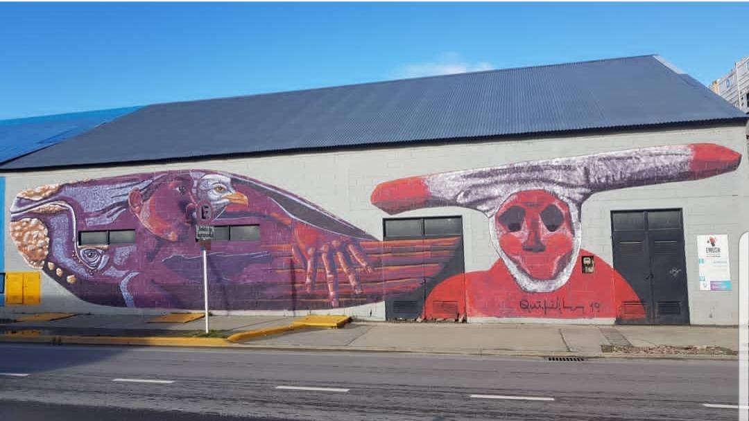 Photo of USHUAIA TENDRÁ UNA RUTA DEL ARTE MURAL Y GRAFITIS