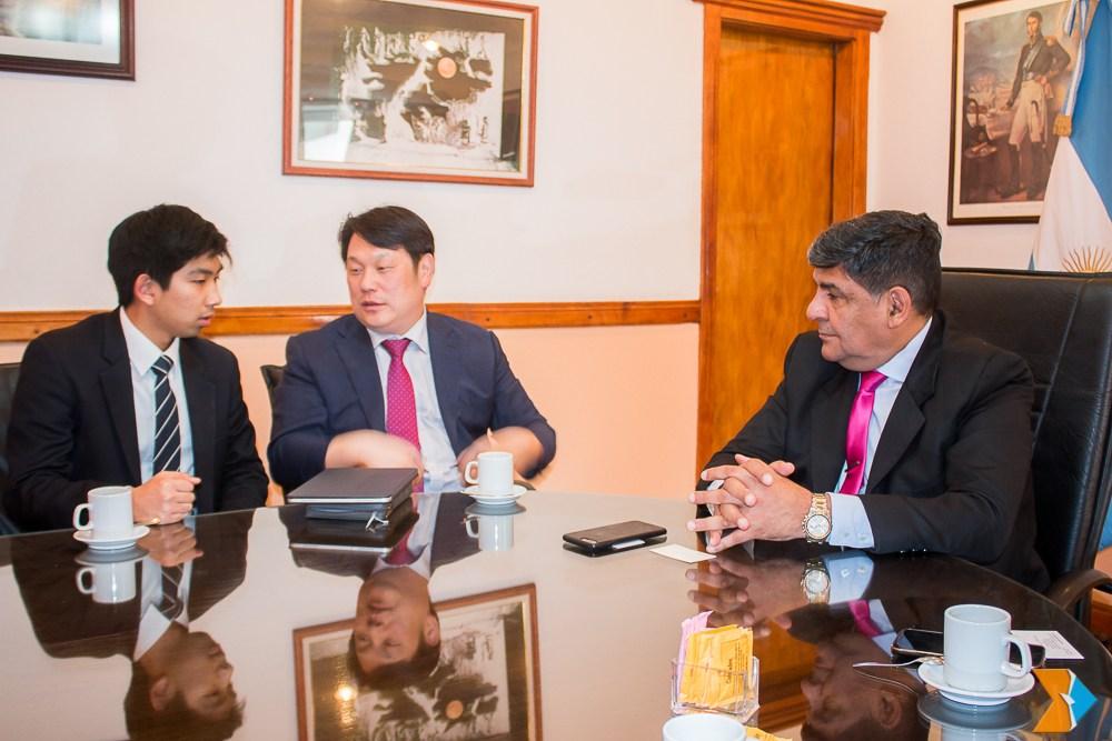 Photo of El embajador de Guatemala y el pastor Kook Park se entrevistaron con Arcando