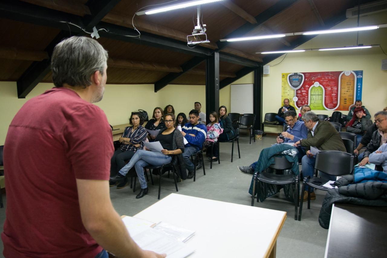 Photo of SE REALIZÓ LA ASAMBLEA TARIFARIA DEL SERVICIO DE TAXIS EN USHUAIA
