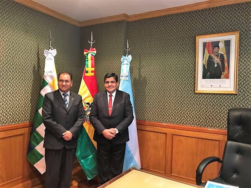Photo of Juan Carlos Arcando sobre la crisis en Bolivia