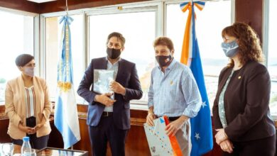 Photo of MELELLA RECIBIÓ EN CASA DE GOBIERNO AL MINISTRO DE EDUCACIÓN DE LA NACIÓN, NICOLÁS TROTTA