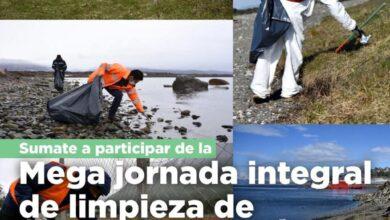 Photo of SE REALIZARÁ UNA MEGA JORNADA DE LIMPIEZA INTEGRAL DE LA COSTA Y ESPACIOS VERDES