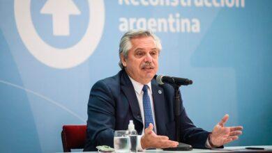 Photo of ALBERTO FERNÁNDEZ: «LA DEUDA QUE HEREDAMOS, EN LOS TÉRMINOS EN QUE ESTÁ, ES IMPAGABLE»