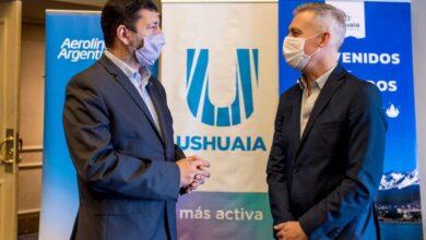 Photo of EL DESTINO USHUAIA FUE PRESENTADO EN CÓRDOBA