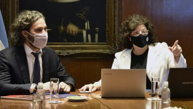 Photo of REUNIÓN CON EPIDEMIÓLOGOS EN CASA ROSADA PARA ANALIZAR LA SITUACIÓN SANITARIA