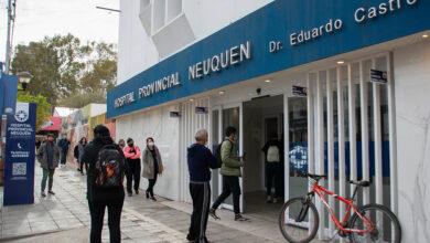 Photo of EN NEUQUÉN, HAY 57 PERSONAS ESPERANDO CAMA DE TERAPIA INTENSIVA