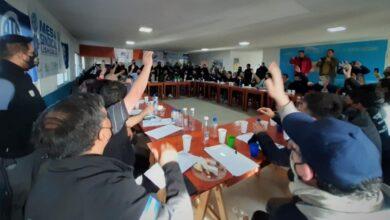 Photo of CALDERÓN: «LOS SINDICATOS DE TODOS LOS SECTORES NOS UNIMOS PARA DEFENDER LOS DERECHOS LABORALES»