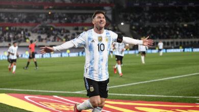 Photo of LA FIFA CONFIRMÓ LOS DÍAS DE LAS PRÓXIMAS TRES FECHAS DE LAS ELIMINATORIAS SUDAMERICANAS